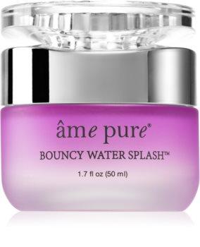 âme pure Bouncy Water Splash gel-crème hydratant pour peaux grasses et à problèmes