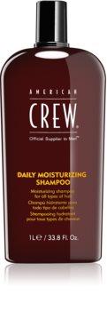 American Crew Hair Kosteuttava Hiustenpesuaine Miehille