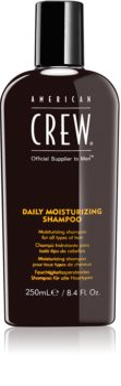 American Crew Hair & Body Daily Moisturizing Shampoo champú hidratante