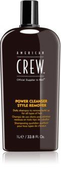 American Crew Hair & Body Power Cleanser Style Remover champú limpiador para uso diario