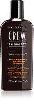 American Crew Trichology αποκαταστατικό σαμπουάν για πυκνότητα μαλλιών
