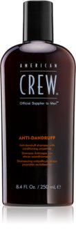 American Crew Hair & Body Anti-Dandruff šampon proti lupům na regulaci kožního mazu