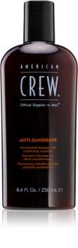 American Crew Hair & Body Anti-Dandruff shampoo antiforfora per la regolazione del sebo