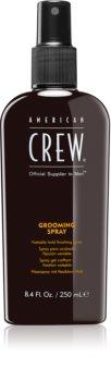 American Crew Styling Grooming Spray spray modelador para fixação flexível