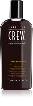 American Crew Hair & Body Daily Shampoo shampoing pour cheveux normaux à gras