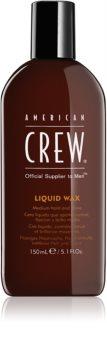 American Crew Styling Liquid Wax ceară lichidă pentru păr stralucitor