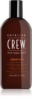 American Crew Styling Liquid Wax cera líquida para cabello con brillo