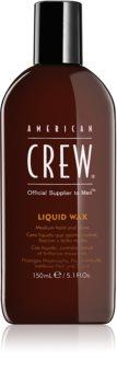 American Crew Styling Liquid Wax cera líquida para o cabelo com brilho
