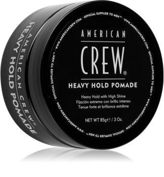 American Crew Styling Heavy Hold Pomade pomada de cabelo com fixação forte