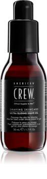 American Crew Shave & Beard Ultra Gliding Shave Oil Blødgørende skægolie