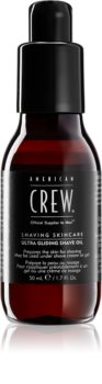 American Crew Shave & Beard Ultra Gliding Shave Oil Verzachtende Baard Olie