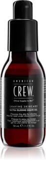 American Crew Shave & Beard Ultra Gliding Shave Oil zmäkčujúci olej na fúzy
