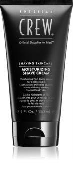 American Crew Shave & Beard Moisturizing Shave Cream crema da barba idratante per pelli normali e secche
