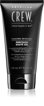 American Crew Shave & Beard Precision Shave Gel гел за бръснене  за чувствителна кожа на лицето