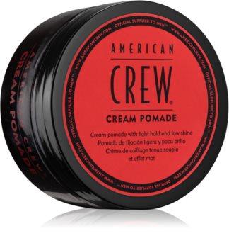 American Crew Cream Pomade alifie pentru par