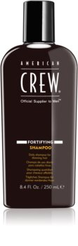 American Crew Fortifying șampon regenerator densitatea parului