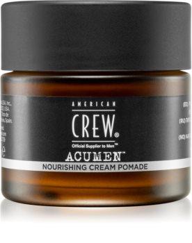 American Crew Acumen поживний крем для волосся