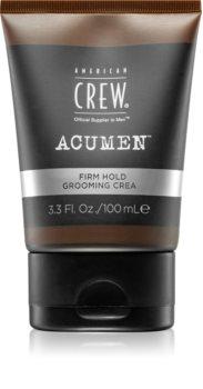 American Crew Acumen crema para dar definición al peinado con fijación extra fuerte