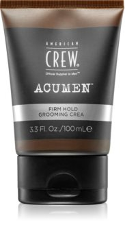 American Crew Acumen crème coiffante fixation extra forte