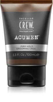 American Crew Acumen stylingový krém s extra silnou fixací