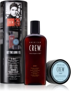 American Crew Hair & Body 3-IN-1 подаръчен комплект (за коса и тяло) за мъже