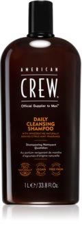 American Crew Daily Cleansing Shampoo tisztító sampon uraknak