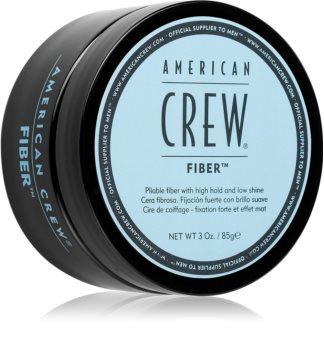 American Crew Styling Fiber моделирующий гель сильная фиксация