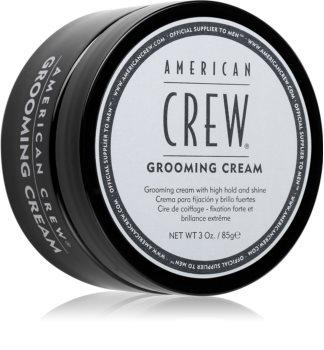 American Crew Styling Grooming Cream crema para dar definición al peinado fijación fuerte