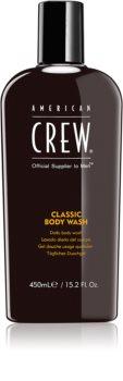 American Crew Hair & Body Classic Body Wash gel de ducha para uso diario