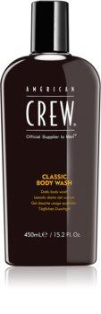 American Crew Hair & Body Classic Body Wash tusfürdő gél mindennapi használatra