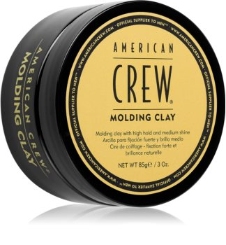 American Crew Styling Molding Clay lama modeladora  fixação forte