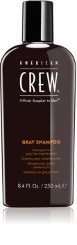 American Crew Hair & Body Gray Shampoo šampon pro šedivé vlasy