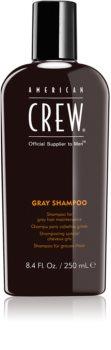 American Crew Hair & Body Gray Shampoo шампунь для сивого волосся