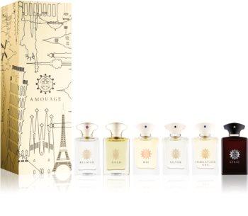 Amouage Miniatures Bottles Collection Men set cadou pentru bărbați