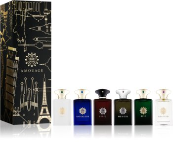 Amouage Miniature Modern Man Collection Gift Set II. for Men