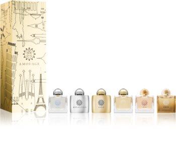 Amouage Miniatures Bottles Collection Women ajándékszett hölgyeknek