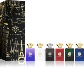 Amouage Miniature Modern Man Collection Gift Set V. for Men