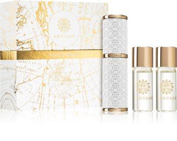 Amouage Honour Eau de Parfum (1x påfyllningsbar + 3x påfyllning) för Kvinnor