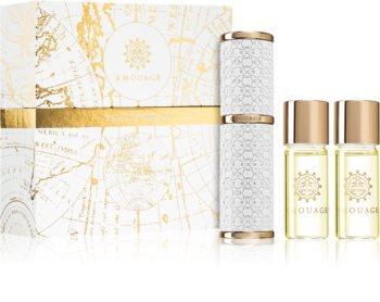 Amouage Interlude Eau de Parfum (1χ επαναγεμιζόμενο  + 3χ γεμίσεις) για γυναίκες