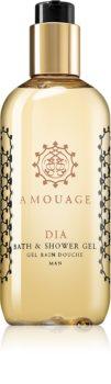 Amouage Dia sprchový gél pre mužov