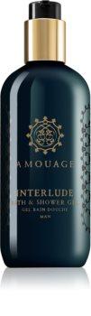 Amouage Interlude гель для душу для чоловіків