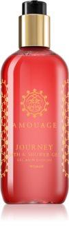 Amouage Journey luxusní sprchový gel pro ženy