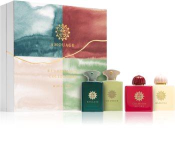 Amouage Renaissance Miniature Set Gift Set Unisex