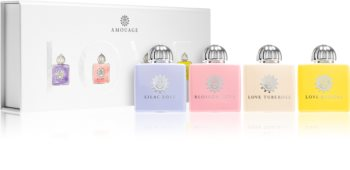 Amouage Secret Garden Miniatures Collection Lahjasetti Naisille