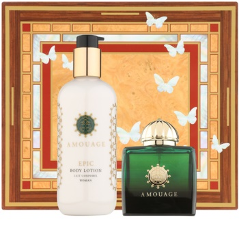 Amouage Epic Gift Set II. for Women