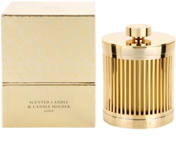 Amouage Gold vela perfumada 195 g + suporte