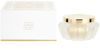 Amouage Gold Body Cream for Women 200 ml