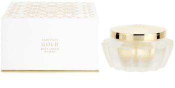 Amouage Gold tělový krém pro ženy