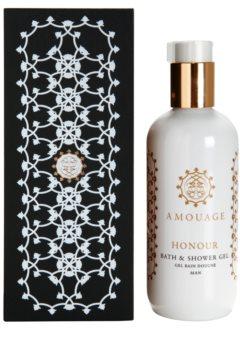 Amouage Honour gel de duche para homens