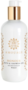 Amouage Honour sprchový gél pre ženy
